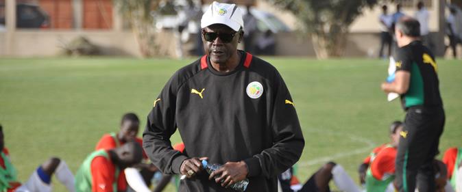 Karim Séga Diouf coach As Douane Le chantier d'Aliou Cissé est vaste