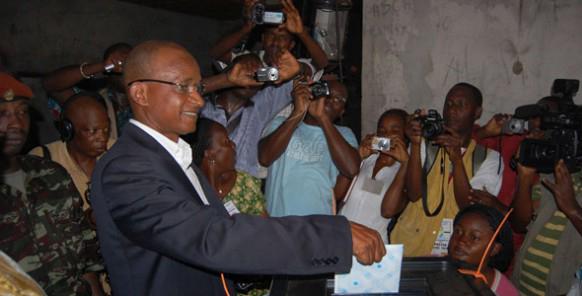 Locales guinéennes : Condé et Dalein Diallo au coude-à-coude