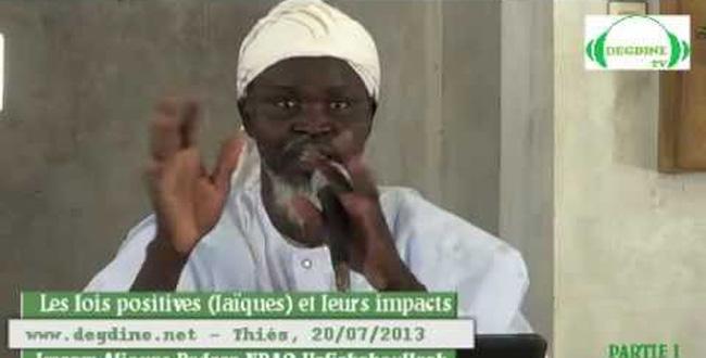 ARRESTATION PAR LA GENDARMERIE   Pourquoi l'Imam Ndao a été cueilli