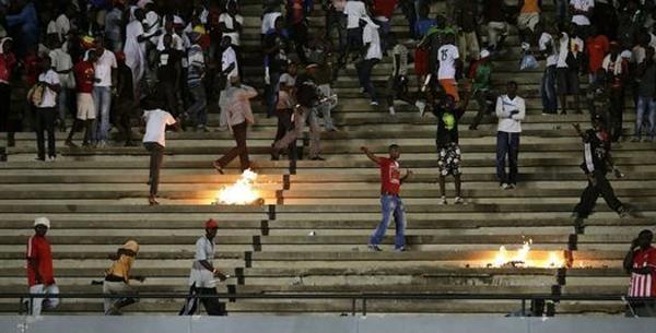 Violences au stade Me Babacar Sèye : Bilan, plusieurs blessés