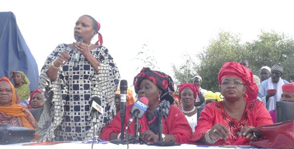Crise au Pds : Les femmes libérales soutiennent Aïda Mbodji