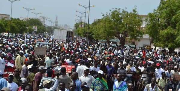 Le journaliste, Idrissa Benjamin Sané molesté par des libéraux