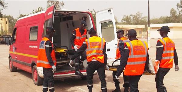 Patte d'Oie : Une dame meurt après une chute du 2ème étage