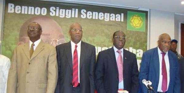 Crise au Pds : Benno Siggil Sénégal soutient Modou Diagne Fada