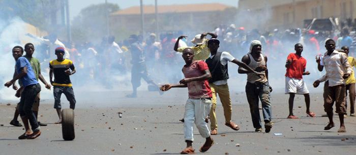 Présidentielle en Guinée : Un mort et 80 blessés entre partisans du pouvoir et de l'opposition