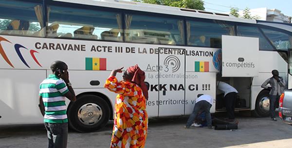 Décentralisation: Le Sénégal «vend» son modèle «imparfait» à l'Angola
