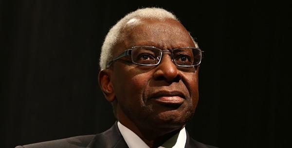 Lamine Diack mis en examen pour corruption