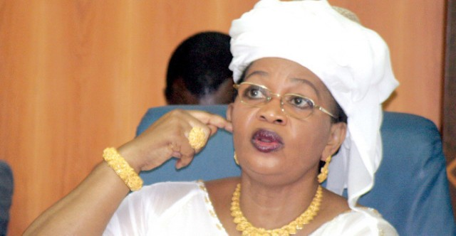 Conseil départemental de Bambey : Aida MBODJI remplacée par son «amie» Fatou SENE