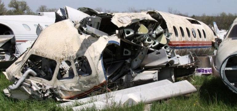 Crash d'un avion militaire : Un jour de deuil national en Russie lundi