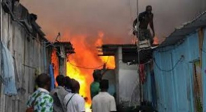 Sébikotane: Deux sœurs guinéennes tuées dans un incendie