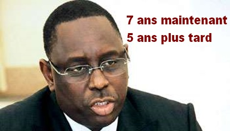 Macky SALL à Serigne Mansour SY Djiamil : «le deuxième mandat, c'est plié »