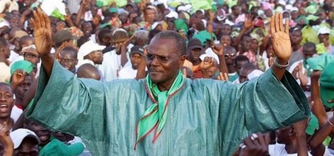 PS : Ousmane Tanor DIENG convoque un Congrès les 6 et 7 juin prochains