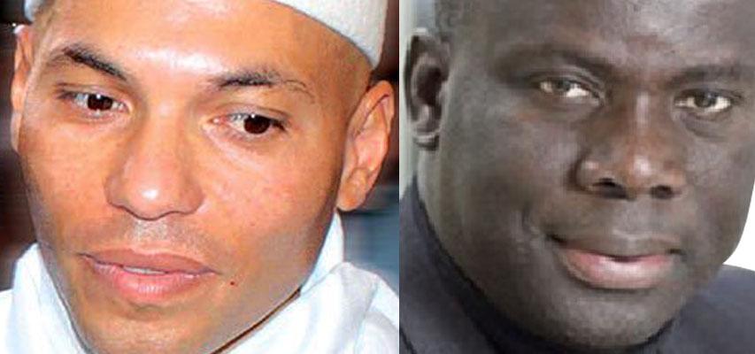 Voilà ce que Malick Gackou et Karim Wade se sont dits, ce lundi, entre quatre murs de Rebeuss