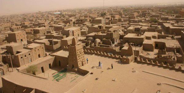 Mali : Enlèvement  d'une ressortissante Suisse à Tombouctou.