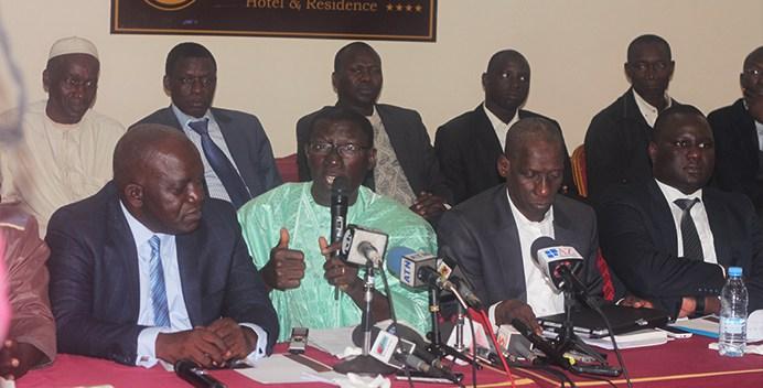 L'Opposition répond à Macky : «Non au dialogue, non au référendum»