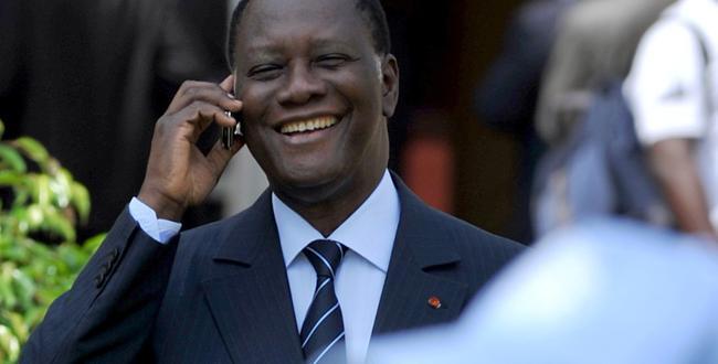 Fiscalité : Ouattara donne un cours magistral à Macky