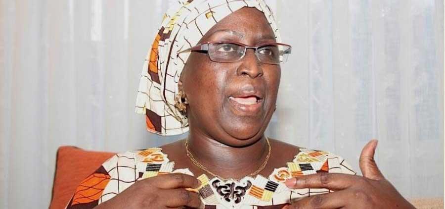 Penda MBOW: «personne ne pourra empêcher qu'il y ait une femme à la tête du pays»