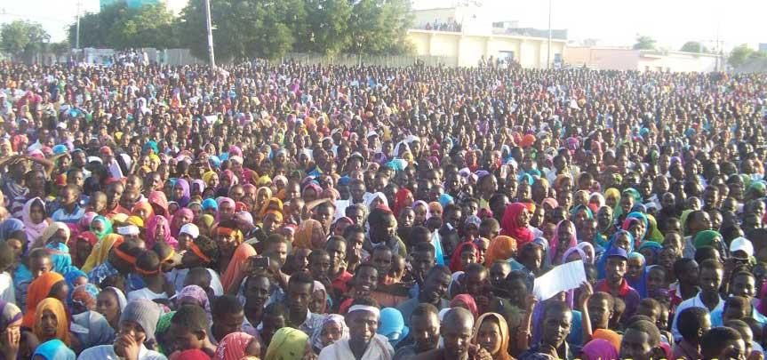 Révision de la Constitution : Sept mouvements invitent à un rassemblement devant l'Assemblée nationale