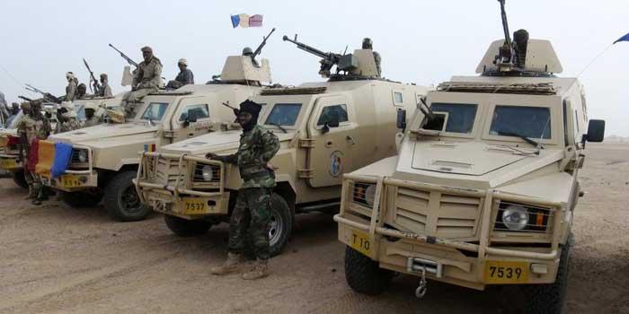 Le Qatar offre au Mali 24 blindés pour la lutte contre le terrorisme