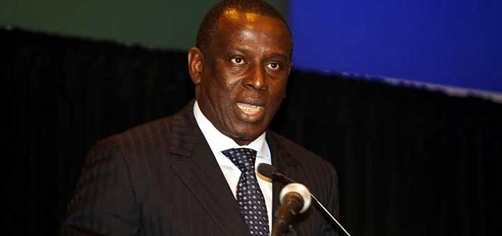 Cheikh Tidiane GADIO  appelle à un sommet d'urgence sur la situation en Afrique du sud