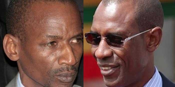 Abdoulaye Daouda DIALLO et Racine TALLA dans le collimateur du M23