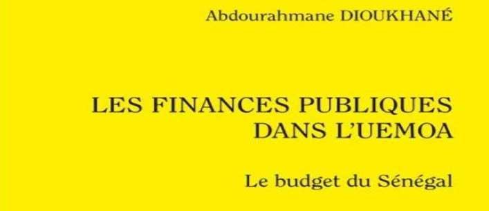 CONTROLE DES FINANCES PUBLIQUES : Un livre du Pr Abdourahmane Dioukhané liste les insuffisances de la Cour des Comptes