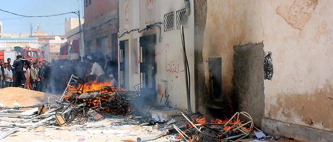 Tunisie : Cinq «terroristes» tués par l'armée près de la frontière de Libye
