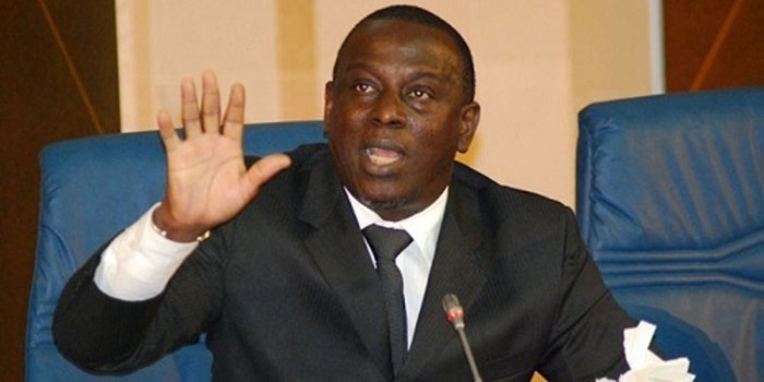 Cheikh Tidiane GADIO prend la défense d'Abdoul MBAYE : « c'est inacceptable »