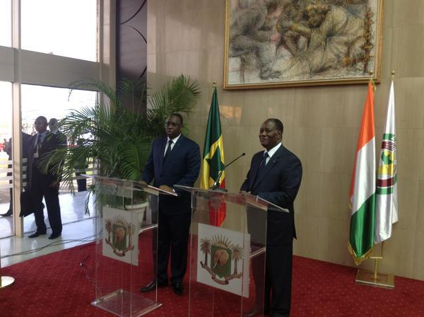 MACKY SALL EN COTE D'IVOIRE APRES SA CAMPAGNE : un retard diplomatique qui dérange à Abidjan