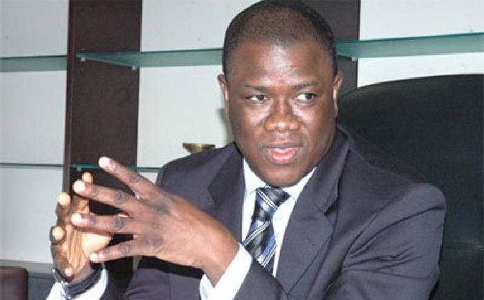 Abdoulaye BALDE : «Notre ambition est de conduire l'UCS à la Présidence»