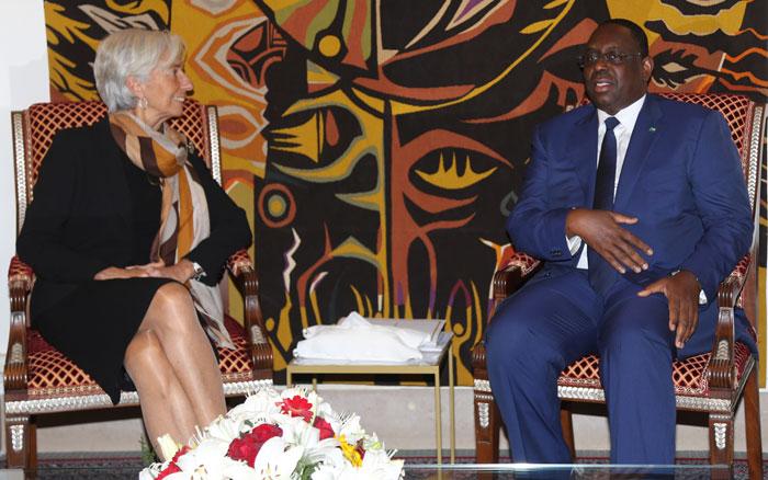 Finances Publiques: Le FMI rabaisse la prévision de croissance du Sénégal