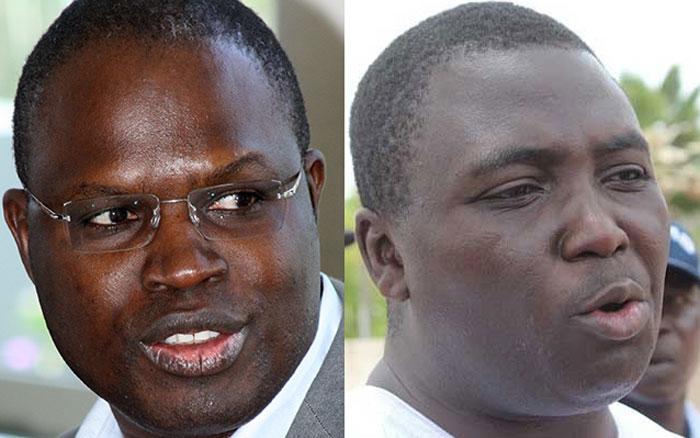 Échauffourées à la maison du PS: Bamba FALL et des jeunes souteneurs de Khalifa SALL déférés