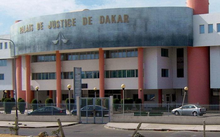 Vol : Le fils du magistrat Taifour DIOP prend 10 ans de prison ferme