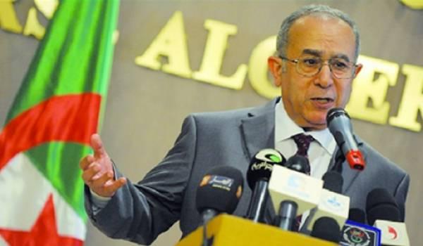Diplomatie : après Paris, Alger se brouille avec Genève
