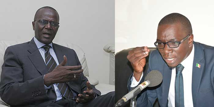 Me Moussa Bocar THIAM: « Le PS n'offre aucune perspective aux cadres … »