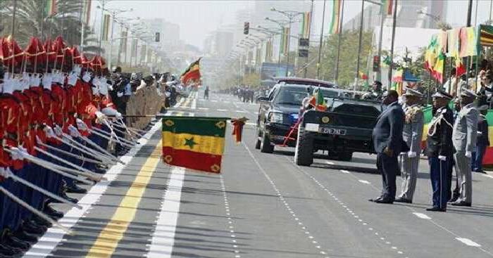 Parade du 4 avril : le Sénégalexhibe son armada