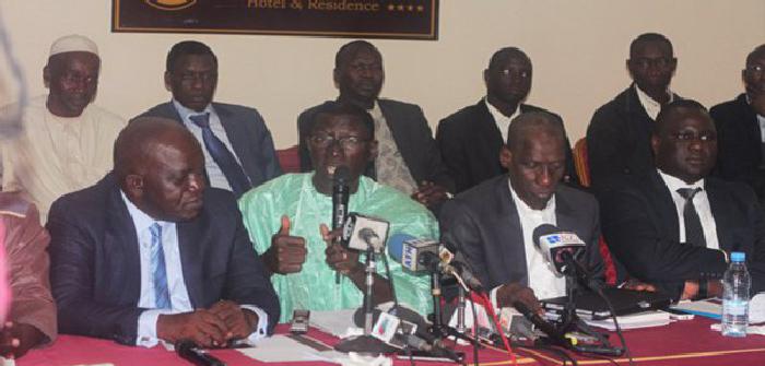 ORGANISATION DES PROCHAINS SCRUTINS : L'opposition disqualifie Abdoulaye Daouda Diallo et la Cena