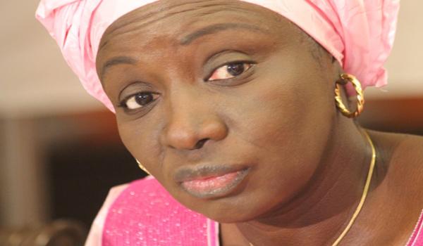 Le «garouwalé » d'Aminata TOURE  à Khalifa SALL