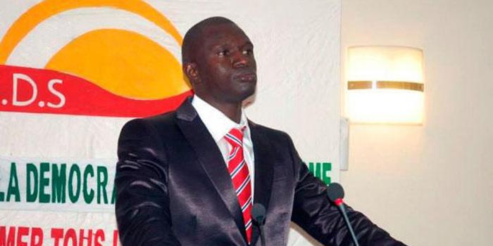 Leader des Forces Démocratiques du Sénégal, Dr Babacar DIOP à la conquête du pouvoir