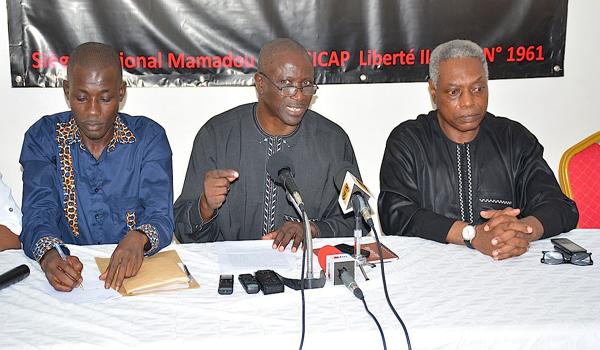 Affaires Bamba FALL et Barthélémy DIAS : La COS/M23 dénonce une instrumentalisation de la Justice
