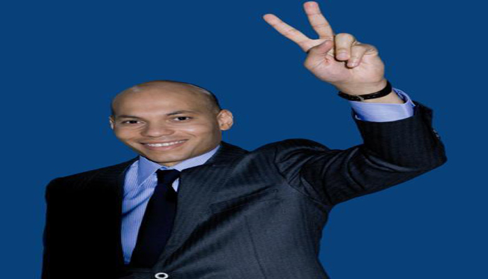 Karim WADE se lance : «Je veux bâtir un Sénégal de prospérité, de paix, et de concorde nationale»