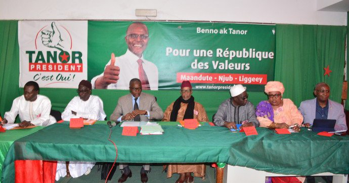 Serigne Mbaye THIAM contredit Abdoulaye WILANE :   Les Verts vers l'opposition