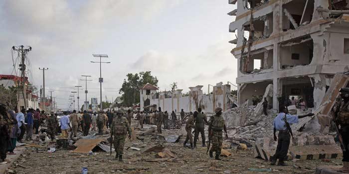 Nouveau bilan : l'attentat du 14 octobre en Somalie a fait 512 morts
