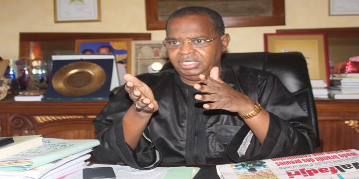 Sidy Lamine NIASS : « c'est bien qu'Idrissa SECK présente des excuses… je l'attends après le Ramadan »