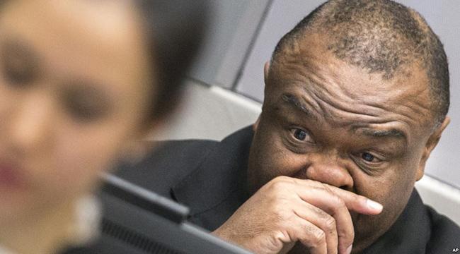 Bemba condamné pour subornation de témoins