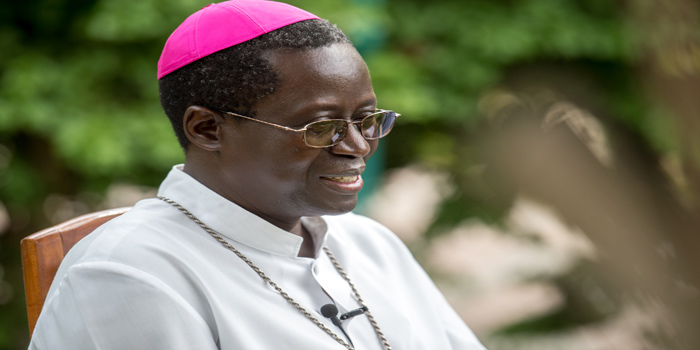 Mgr Benjamin NDIAYEprône «un réel changement de mentalité et de comportements»