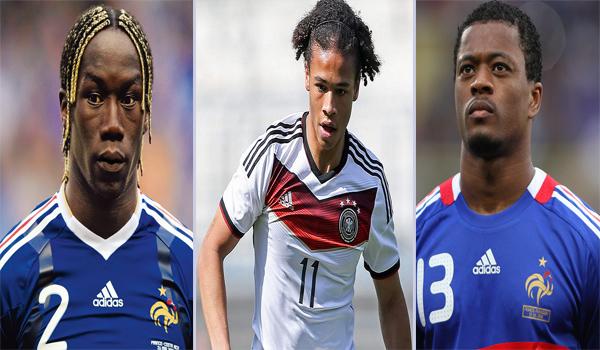 Ces footballeurs d'origine sénégalaise qui vont disputer l'Euro 2016