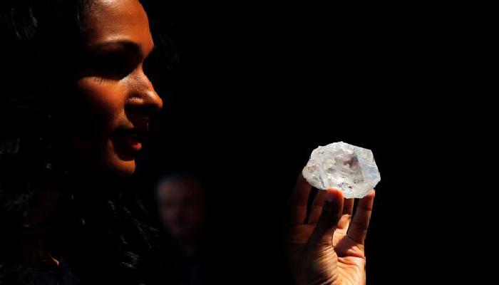 Le Lesotho découvre le 5e plus gros diamant du monde