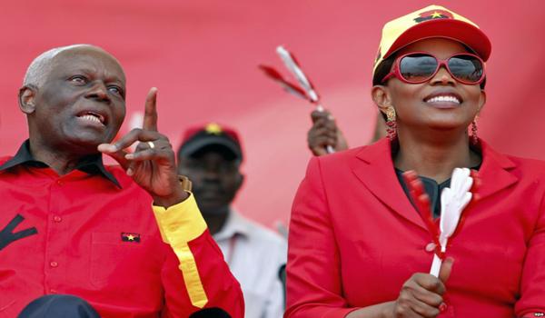 Angola : Le président Dos Santos nomme sa fille « princesse du pétrole»