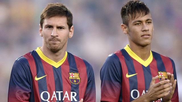 «But de Messi ou Neymar = 10.000 repas offerts»: la campagne de Mastercard fait polémique